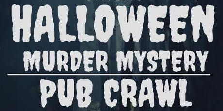 Murder Mystery Pub Crawl tickets