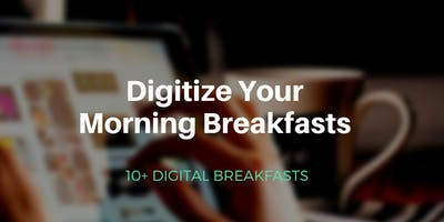 10+ Digital Breakfast: How SMEs can digitize there customer journey?