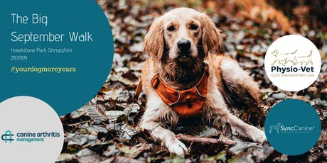 CAM The Big September Walk - SyncCanine tickets