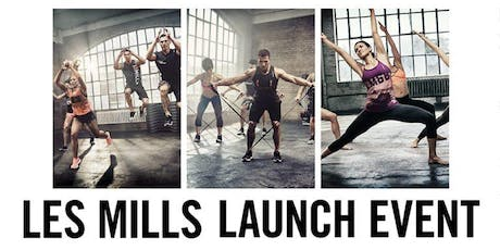 Les Mills Group Exercise Launch tickets