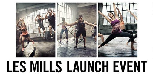 Les Mills Group Exercise Launch
