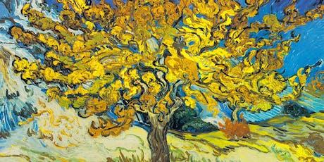 Paint Van Gogh! Birmingham tickets