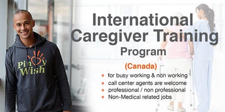 International Caregiver Training for Canada tickets