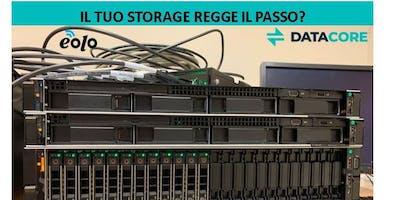 Il tuo storage regge il passo?