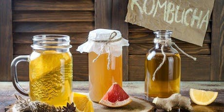 Basic Kombucha Workshop tickets