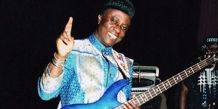 Baba Ken and West African Highlife Band