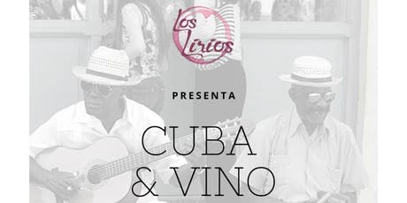 Cuba & Vino tickets