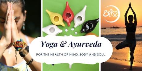 Yoga & Ayurveda (Part 2) tickets