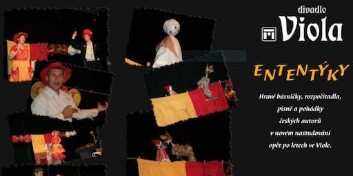 Ententýky - dětské představení / performance for children by Viola