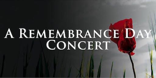 Remembrance Concert