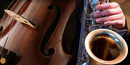 A tonal affair - Dozentenkonzert Saxophon & Cello
