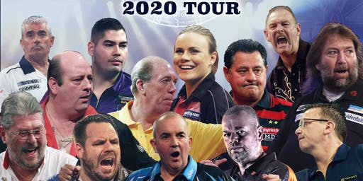 Champion of Champions - Darts - Shrewsbury