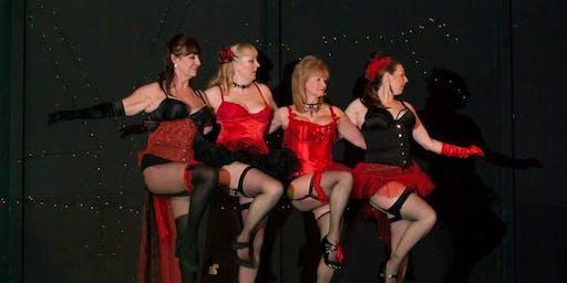 Burlesque - 2 Hour Dance Workshop