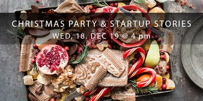 Christmas Party and Startup Stories with Adrian Thoma (Pioniergeist)