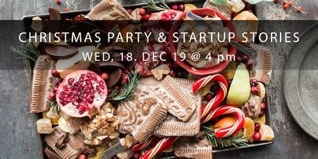 Christmas Party and Startup Stories with Adrian Thoma (Pioniergeist) Tickets
