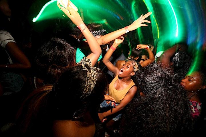 Hot Wuk | Bashment Party image