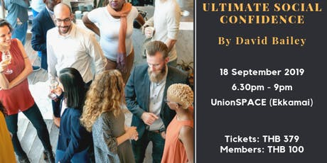 Ultimate Social Confidence tickets