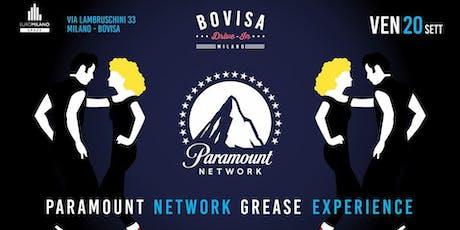 Paramount Network Grease Experience / Bovisa Drive-In biglietti