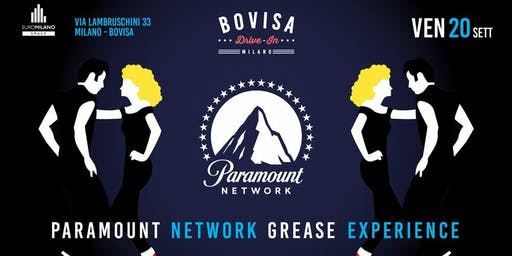 Paramount Network Grease Experience / Bovisa Drive-In