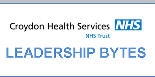 Research and Development - CROYDON HEALTH SERVICES/CCG STAFF