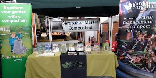 Garden Organic Master Composter Volunteer Training
