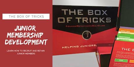 Junior Membership Development - Box Of Tricks tickets