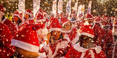 Join London Santa Run for RSBC! tickets