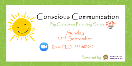 Conscious Parenting Series tickets