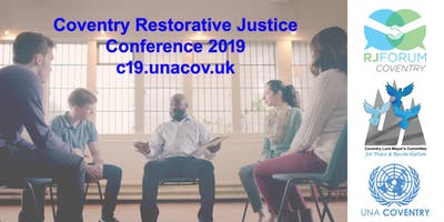 Coventry Restorative Justice Conference 2019