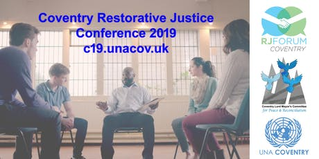 Coventry Restorative Justice Conference 2019 tickets