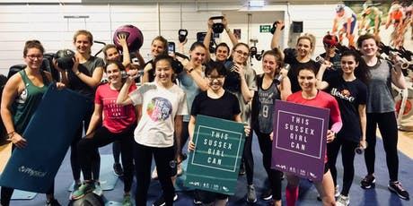 Welcome Week 2019: Women-only fitness tickets