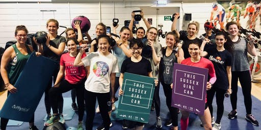Welcome Week 2019: Women-only fitness