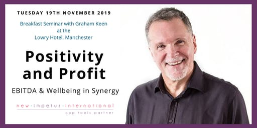 Positivity and Profit: EBITDA & Wellbeing in Synergy