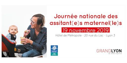 Journée nationale des assistant(e)s maternel(le)s