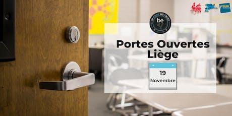 Portes Ouvertes - BeCode Liège tickets