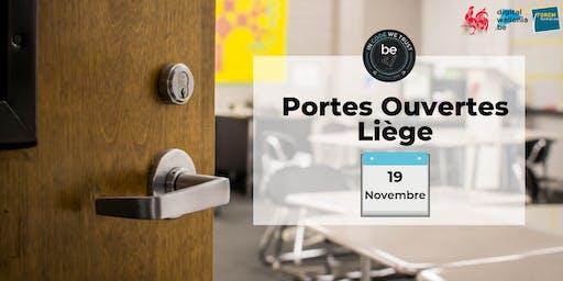 Portes Ouvertes - BeCode Liège