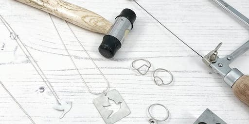 Silver Smithing - 5 Week beginner evening class - Week 1