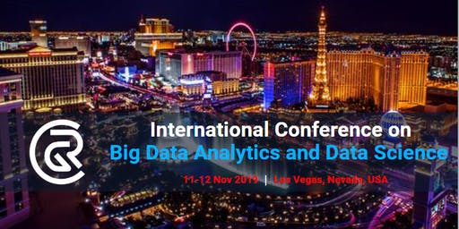 International Conference on Big Data Analytics and Data Science