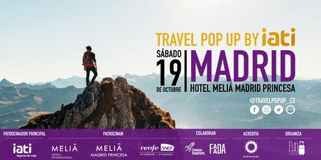 Travel Pop Up by IATI entradas