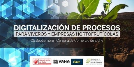 Digitalización de Procesos para viveros y empresas hortofrutícolas entradas