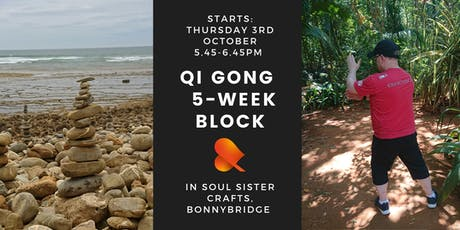 Qi Gong - 5-Week Block -Bonnybridge tickets