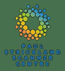 Paul Strickland Scanner Centre logo