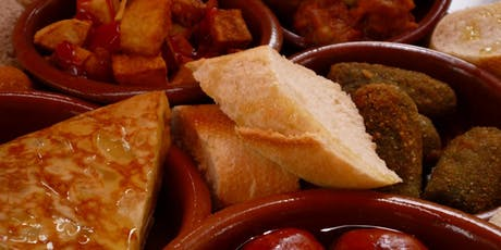 Tapas Tuesdays Networking 1st October 2019 tickets