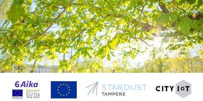 Datalla Tampere Kestäväksi -innovaatiokilpailu