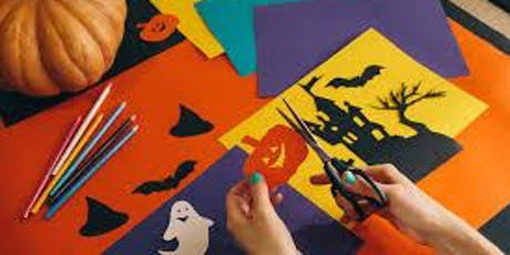 Halloween Craft at Leytonstone Library Plus tickets