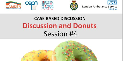 Discussion & Donuts - Session 4