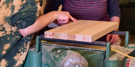 Make a Cutting Board Workshop tickets