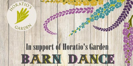 Barn Dance for Horatio's Garden Stoke Mandeville tickets
