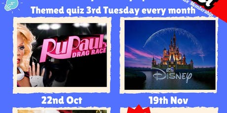 RuPauls Drag Race - The Quiz tickets