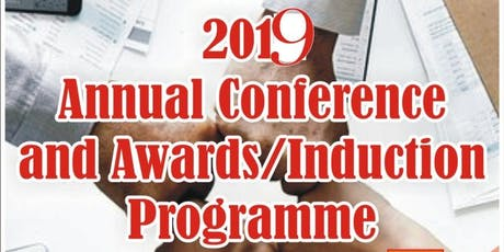 2019 ANNUAL NATIONAL CONFERENCE IS HERE AGAIN tickets